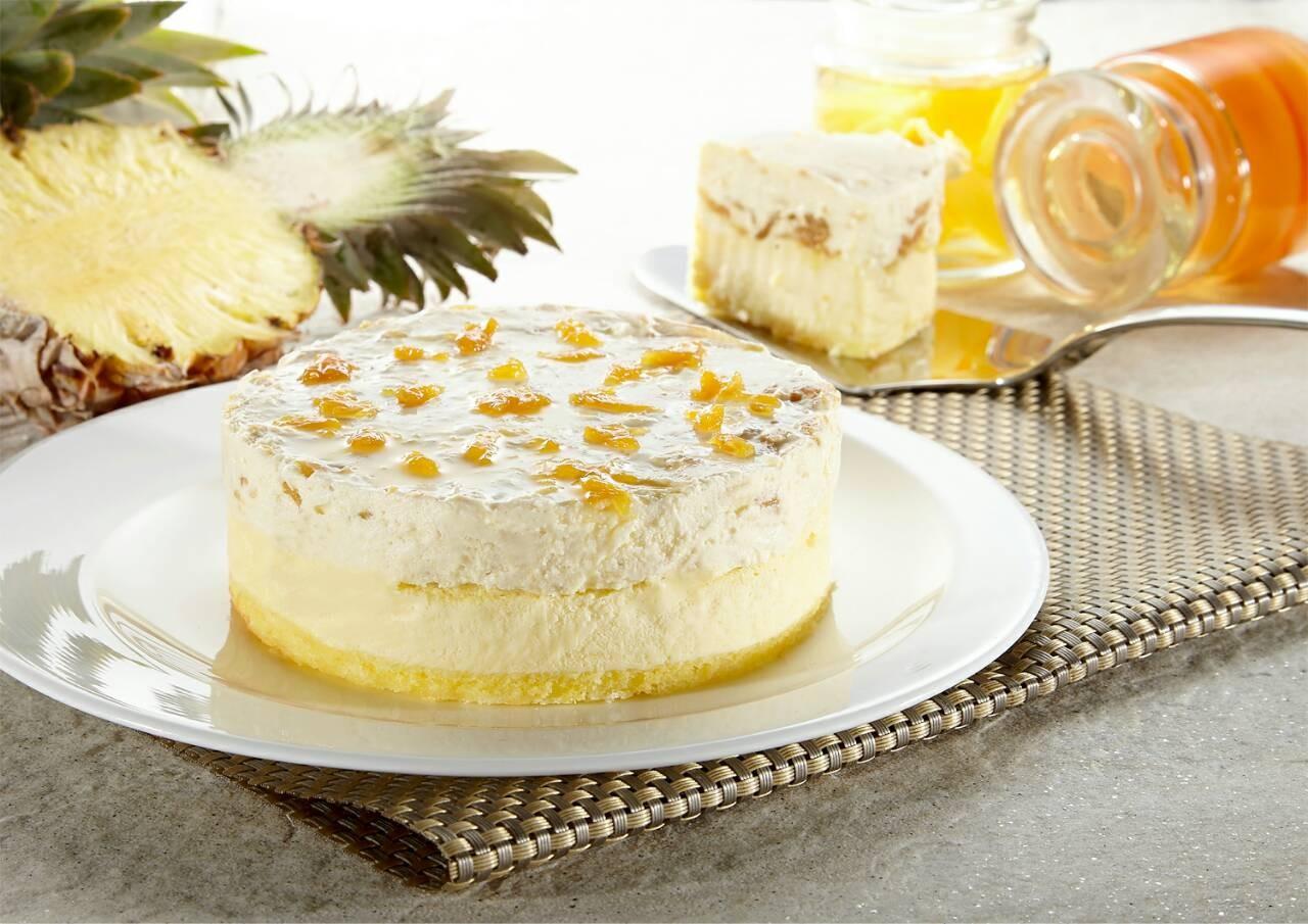 黃金雙層乳酪蛋糕