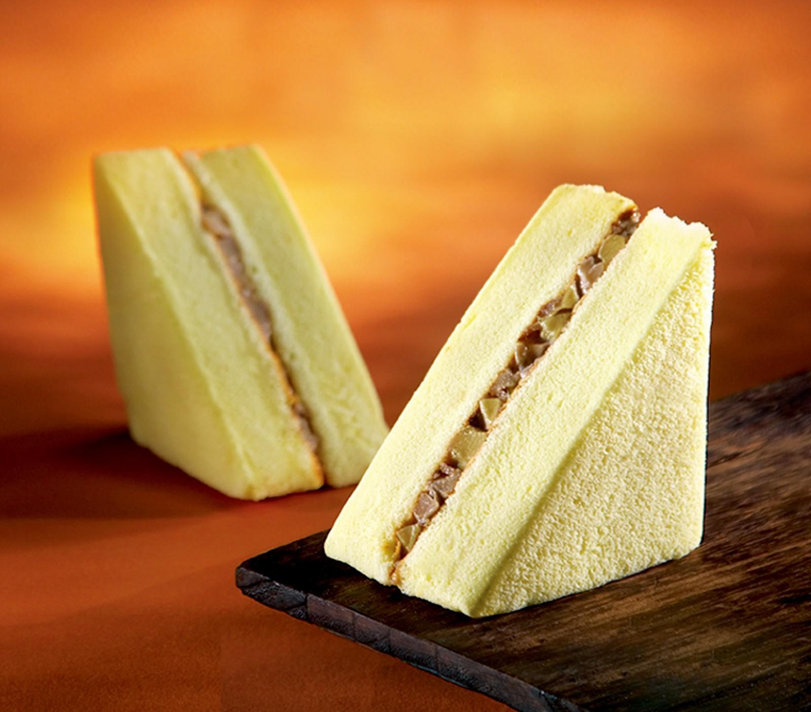 鹹蛋糕-單顆35元