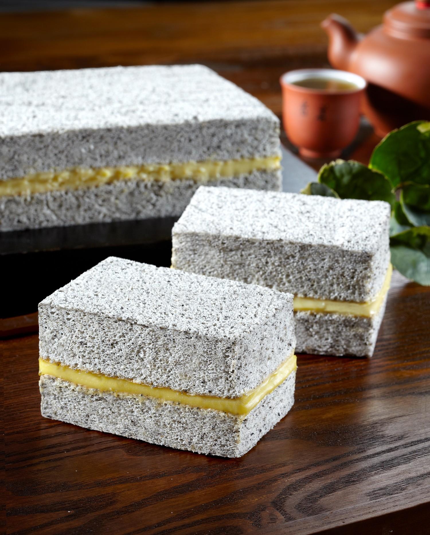 NEW~長條養生芝麻蛋糕