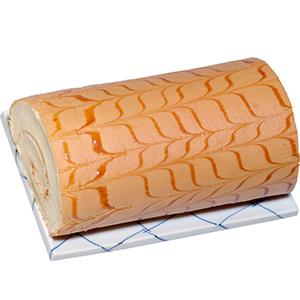 蜂蜜瑞士捲 彌月蛋糕