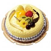 純芒果蛋糕