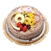 純紅豆蛋糕