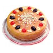 一般清蛋糕